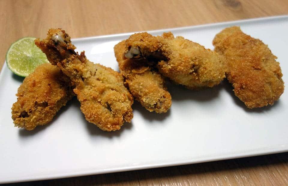 Ailerons de poulet créoles