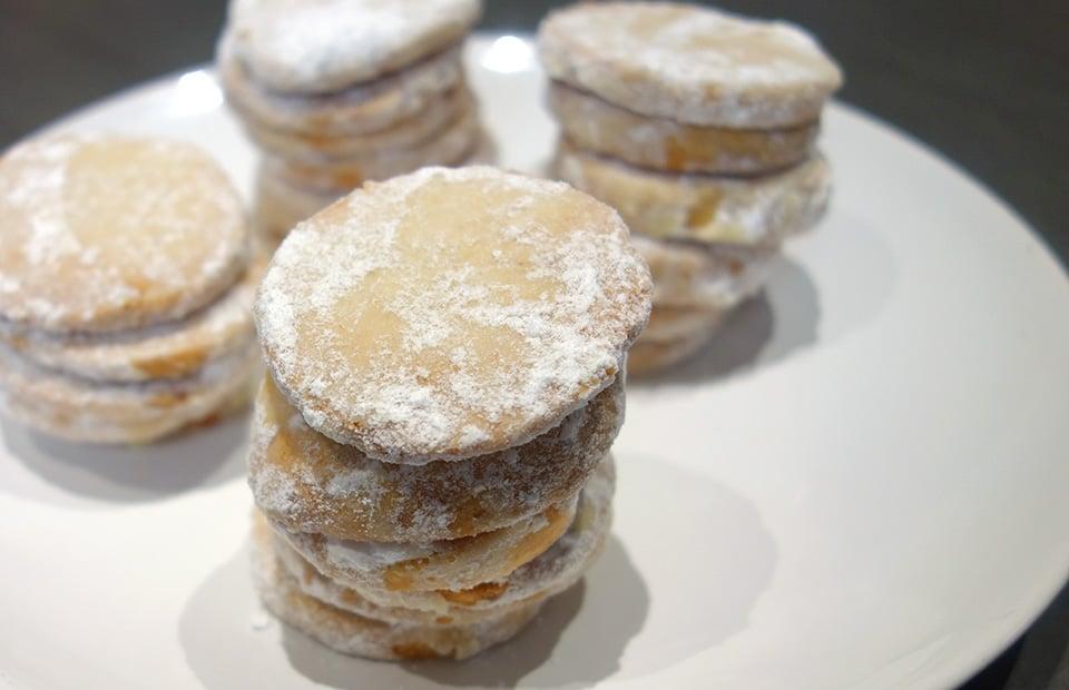Biscuits au rhum