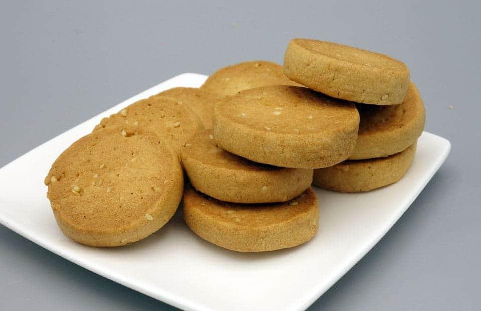 Biscuits sésame épeautre