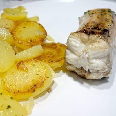 Roussette pommes de terre