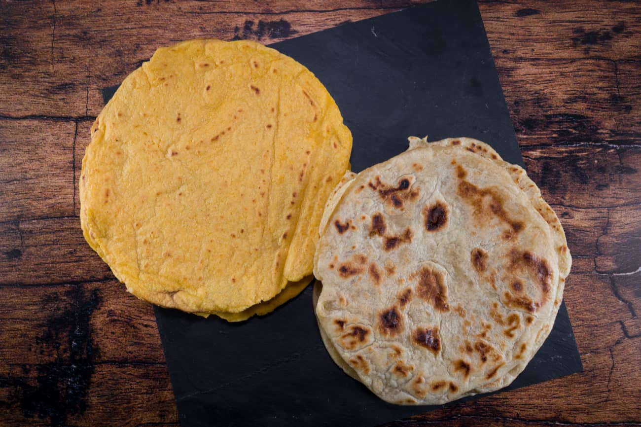Tortillas mexicaines